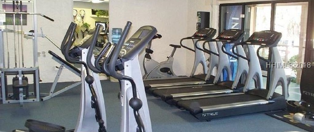 Hilton-Head-Island-Beach-and-Tennis-Resort-Exercise-Room