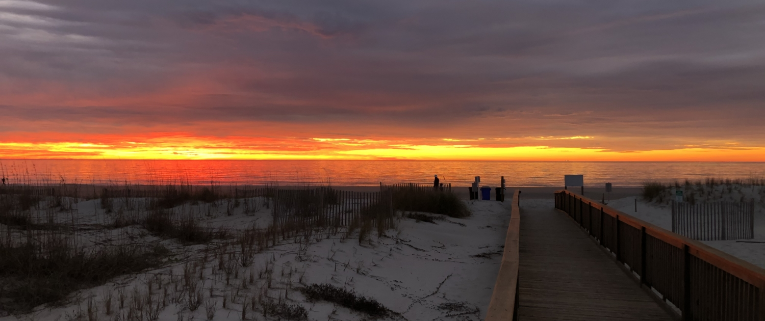 Beach-Tennis-Resort-Sunrise-Hilton-Head-Boardwalk-sunsets